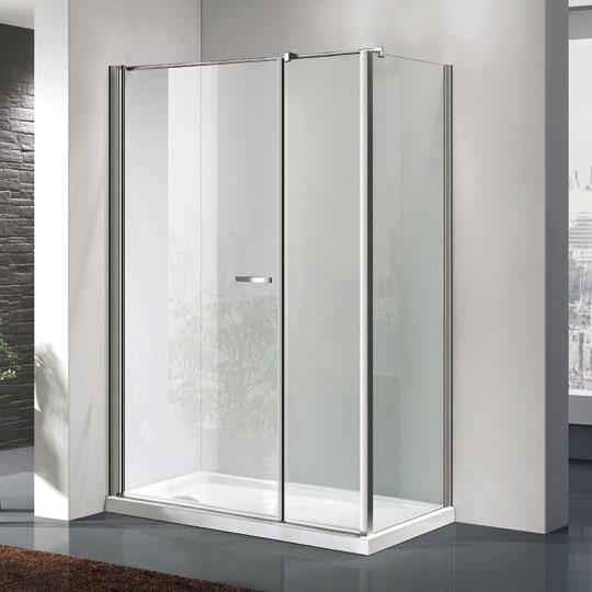 cabina doccia 6mm anta frontale