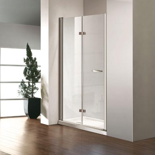cabina doccia 6mm incasso